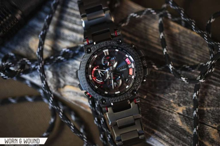 The New G-SHOCK MTGB1000XBD-1 — Refining the Rugged