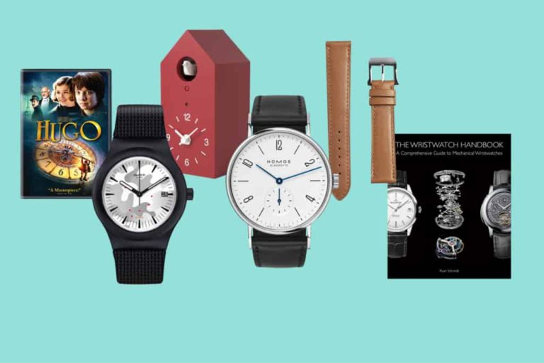 The Worn & Wound Holiday Gift Guide for the Whole Family